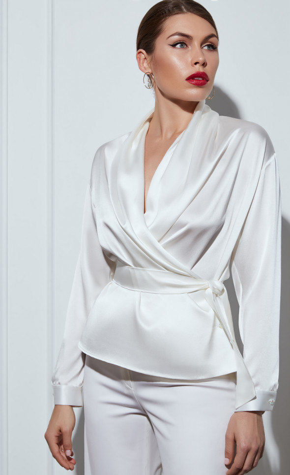 Блуза-кимоно